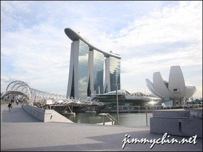 Marina Bay Sands Singapore 新加坡滨海湾金沙