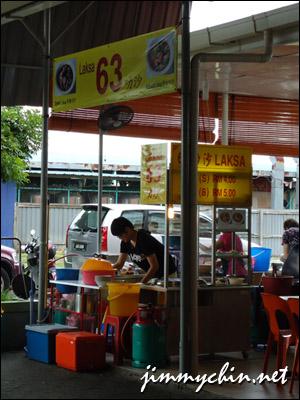 laksa pahang. Think of Sarawak Laksa,